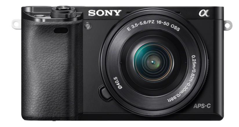 Sony A6000L, 16-50mm, 24, 3Mpix, černý