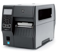 """Zebra ZT420, 6""""203dpi, Ser, USB, BT, RFID"""