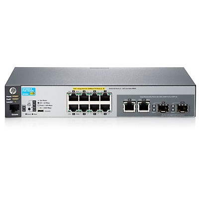 HP 2530-8-PoE+ Rfrbd Switch