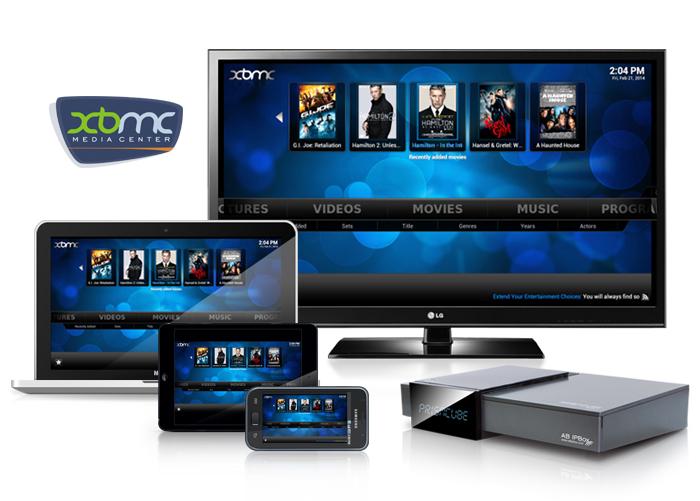 Obrázok produktu MediaCenter PRISMCUBE XBMC + 320GB HDD