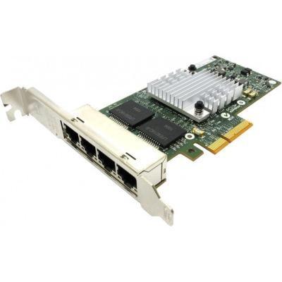 Intel Eth. Server Adapter I340-T4, bulk