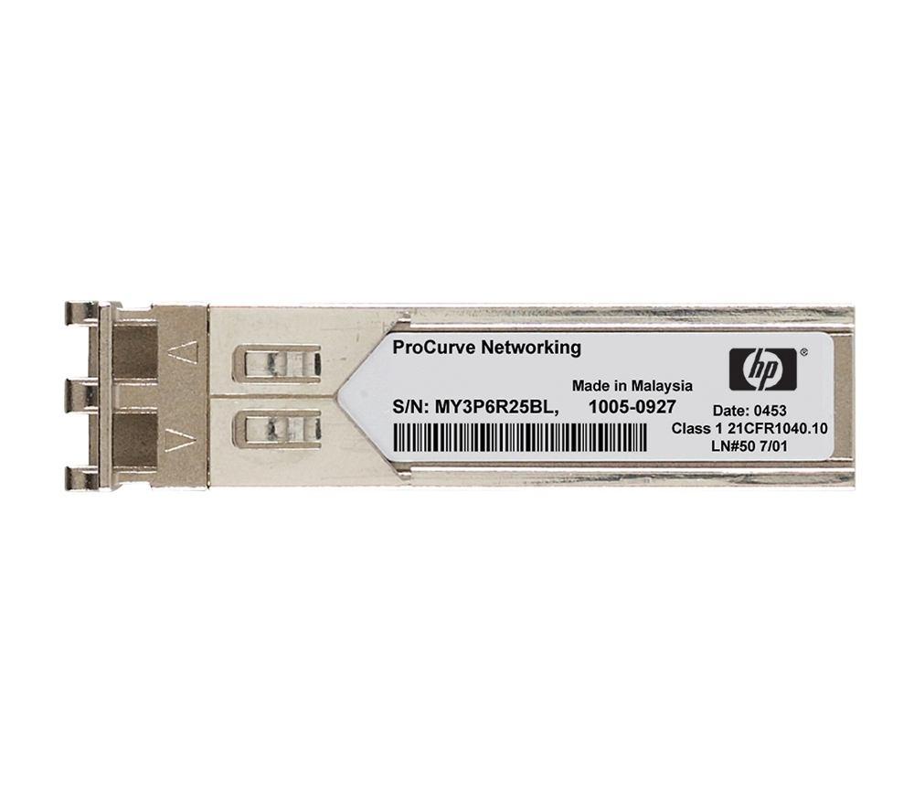 HP X130 10G SFP+ LC SR Rfrbd Transceiver