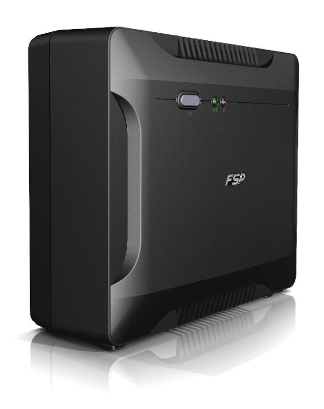 FSP/ Fortron UPS Nano 800, 800 VA, offline