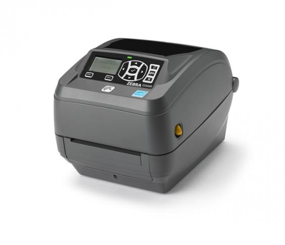 Zebra ZD500, TT, 203dpi, USB/ RS232/ LPT/ LAN, Peel