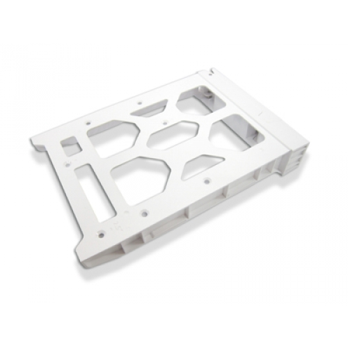 Qnap HDD Tray without key lock, white, plastic