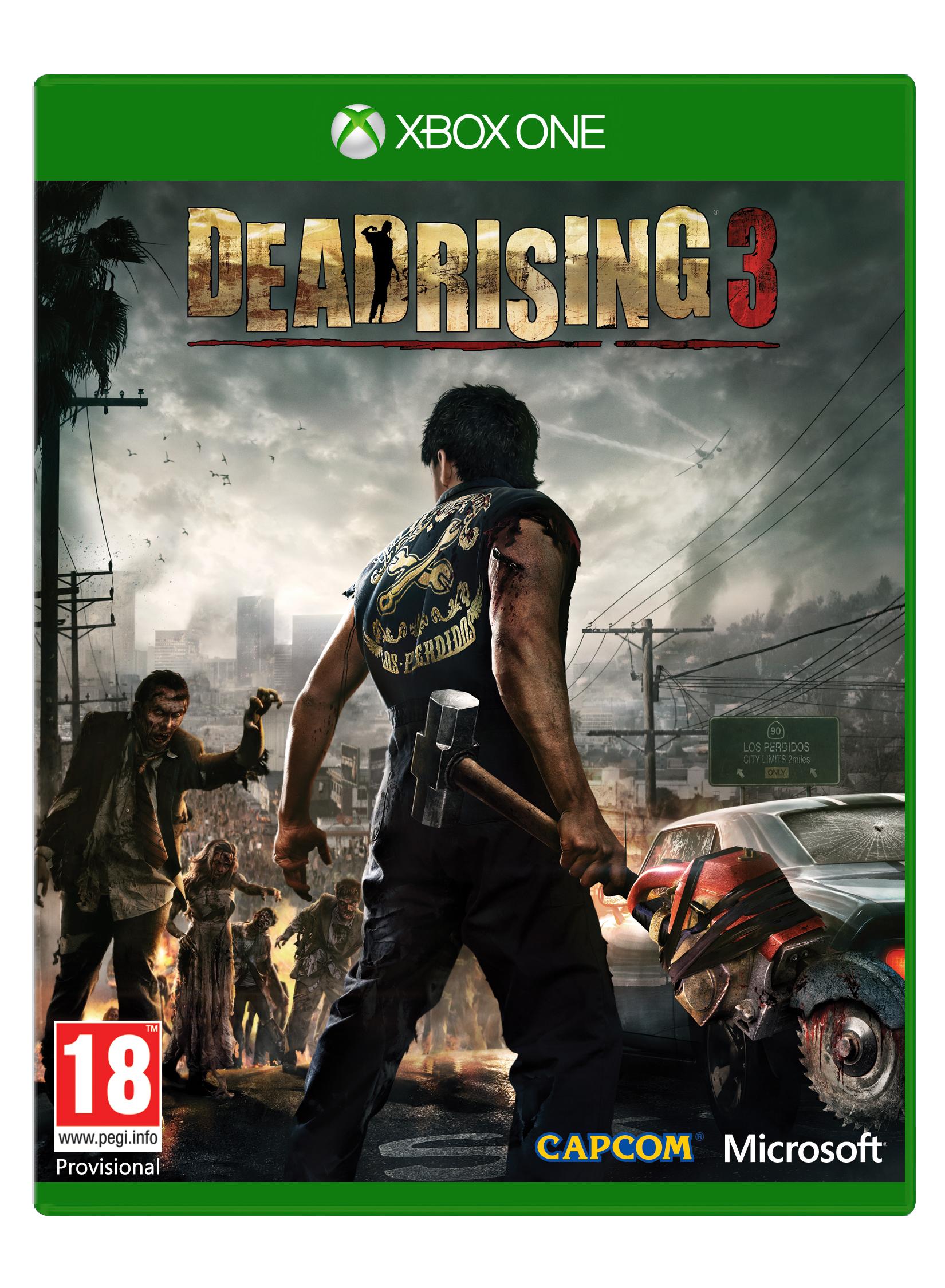 Obrázok produktu XBOX ONE - Dead Rising 3 Apocalypse