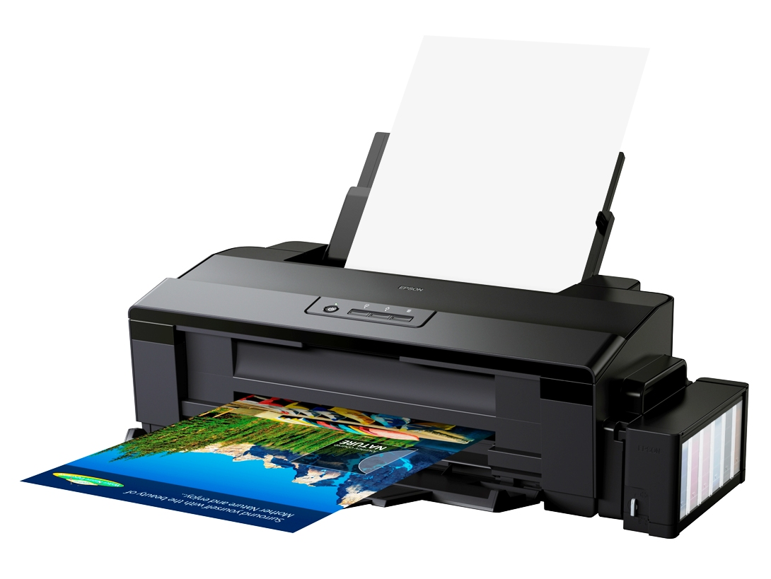 EPSON L1800, 15 ppm A3+, 6 ink ITS