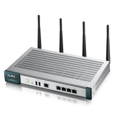 Obrázok produktu ZyXEL 1xWAN/ 4x LAN, 2xUSB, UAG2100
