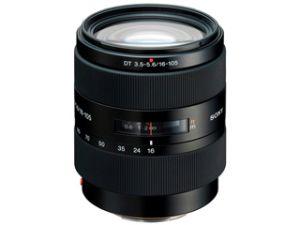 Sony objektiv 16-105mm SAL-16105 pro ALPHA