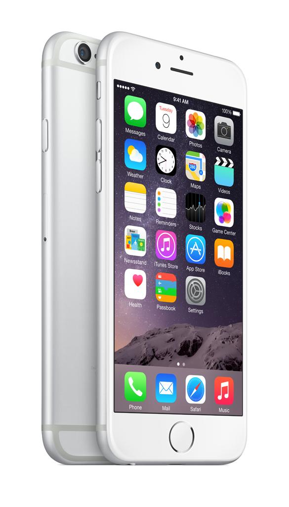 Obrázok produktu iPhone 6 16GB Silver