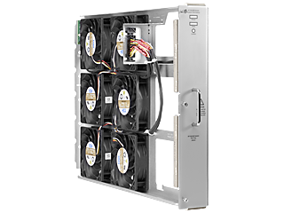 Aruba 5412R zl2 Switch Fan Tray