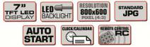 "Braun DigiFRAME 855 (8"", 1024x768px, 4:3, LED)"