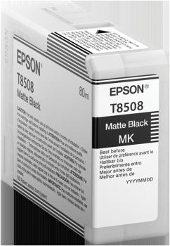 Epson Singlepack Photo Matte Light Black T850800 UltraChrome HD ink 80ml