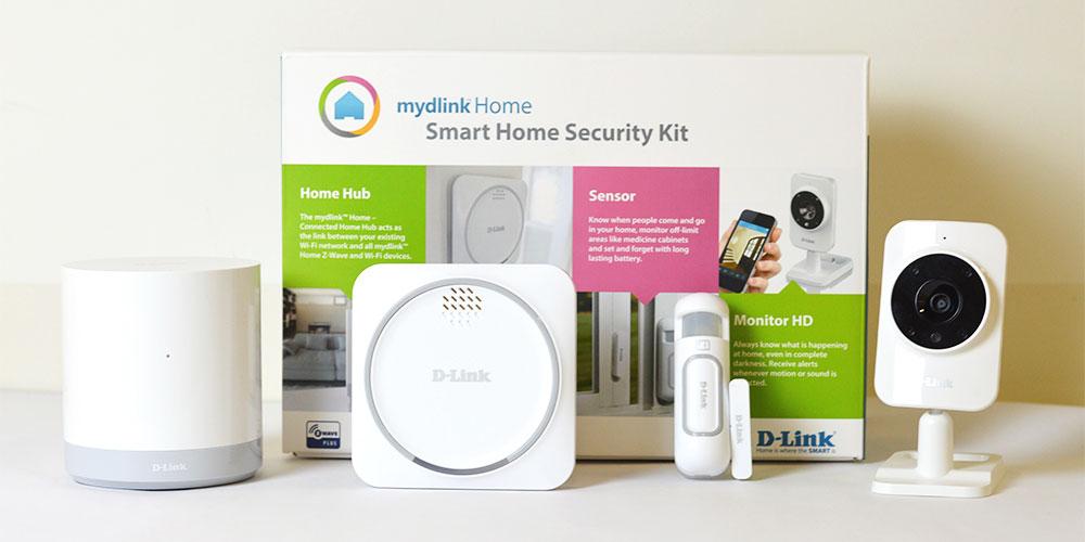 D-Link DCH-107KT Home Security Starter Kit