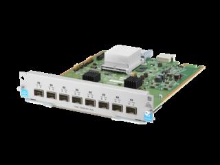 Aruba 8p 1G/ 10GbE SFP+ v3 zl2 Mod