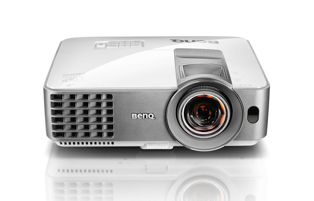 DLP Proj. BenQ MS630ST - 3200lm, SVGA, HDMI, 3D, USB