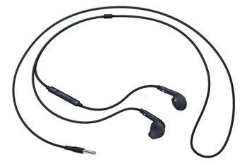 Samsung sluchátková sada stereo s ovládáním EO-EG920B, konektor 3, 5 mm, modročerná