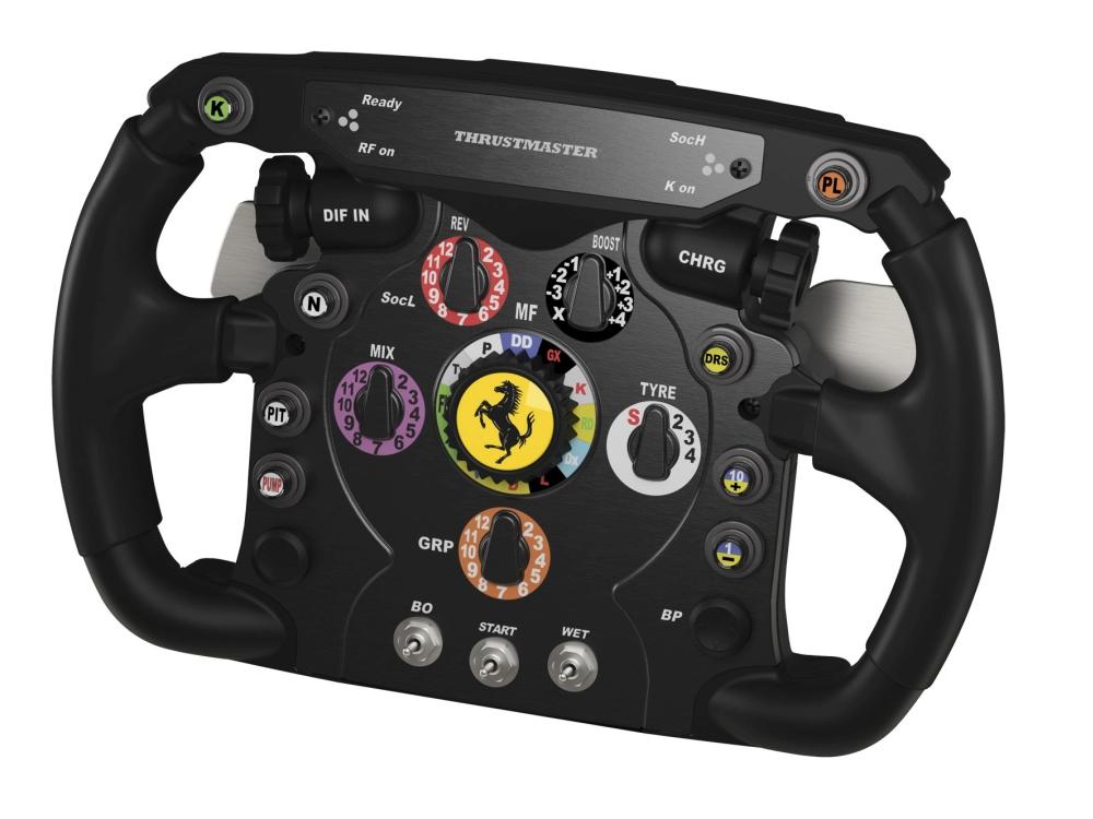 Thrustmaster Ferrari F1 volant pro T300/ T500/ TX