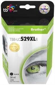 Ink. kaz. TB komp. s Brother LC529/ 539 BLACK Nová