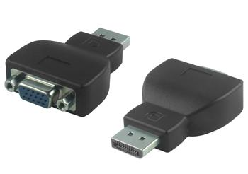 PremiumCord adaptér DisplayPort - VGA M/ F