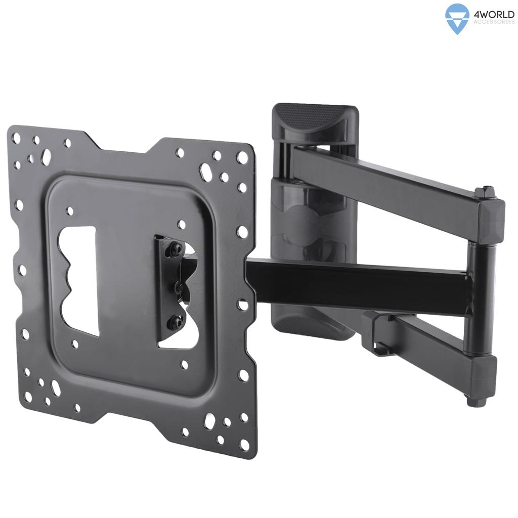 """4W Držák pro LCD 15-43"""" sklopný/ otočný max.40kg"""
