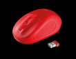 myš TRUST Primo Wireless Mouse - red