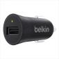 BELKIN MIXIT autonabíječka, 5V, 2.4A, černá