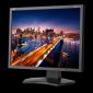"21"" LED NEC P212, 1600x1200, IPS, 440cd, 150mm, BK"