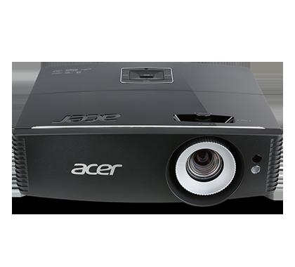Obrázok produktu Acer DLP P6200S - 5000Lm, XGA, 20000:1, HDMI, VGA, RJ45, USB, černý