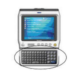 Honeywell Small QWERTY Keyboard - Malá QWERTY Klávesnice