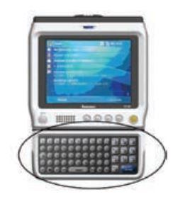 Honeywell Compact Keyboard and add. 2nd USB-Klávesnice, USB