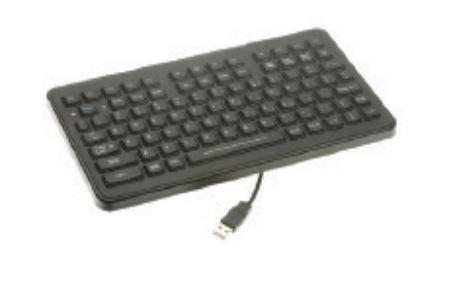 Honeywell QWERTY Keyboard, 5250 emulation layout