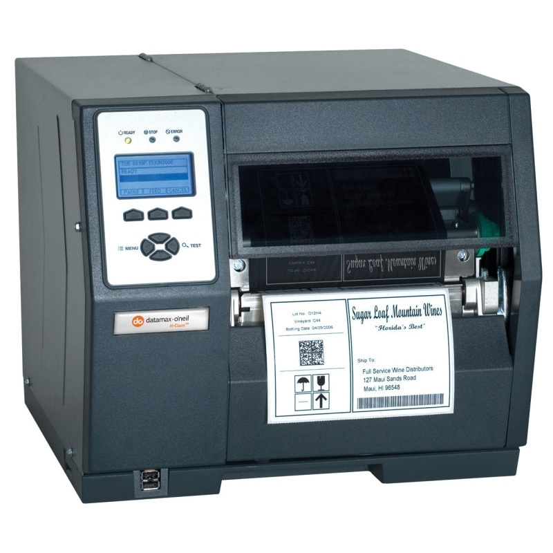 Honeywell  H-6210, 203DPI, 10IPS, TT, SER/ PAR/ USB/ LAN/ REW/ PLZ/ 3M