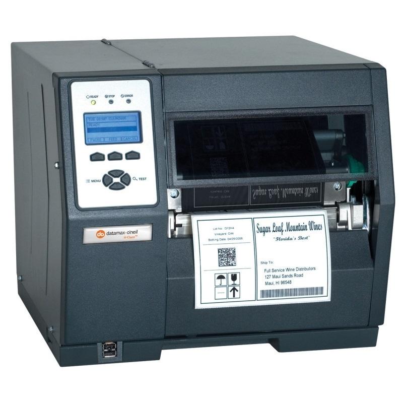 Honeywell  H-6308, 300DPI, 8IPS, TT, SER/ PAR/ USB/ LAN/ 3MMH - PROMO