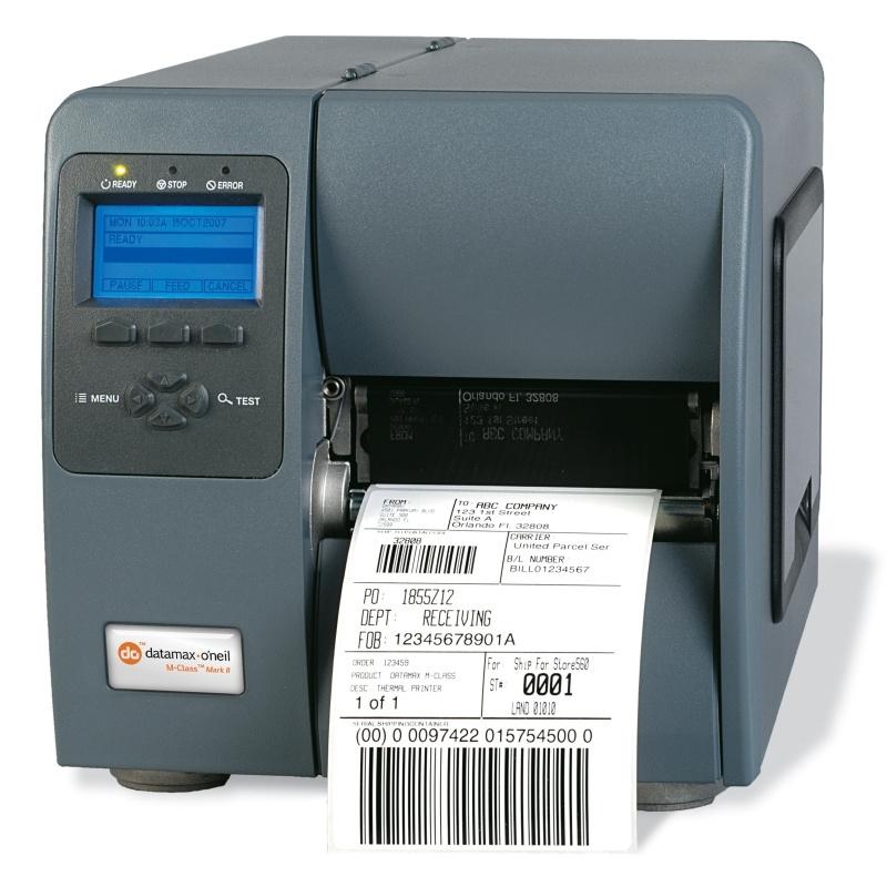 Honeywell  M-4210, 203DPI, 10IPS, TT, CPEEL/ REW/ LAN/ 3MH