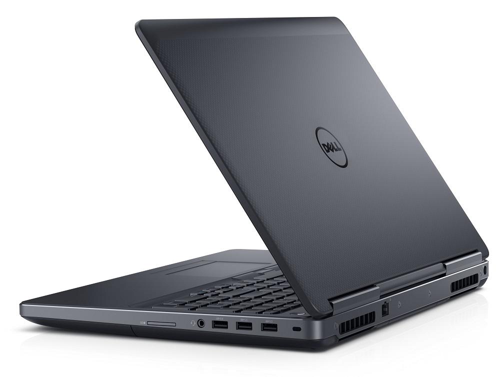 Obrázok produktu Dell Precision 15 M7510 FHD Touch i7-6820HQ/ 8G/ 1TB/ M1000M/ HDMI/ mDP/ USB/ RJ45/ WIFI/ BT/ MCR/ W