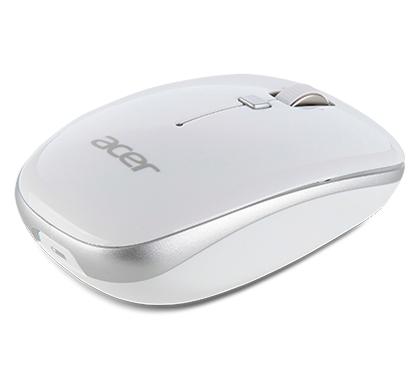 Acer RF2.4 bezdrátová myš bílá