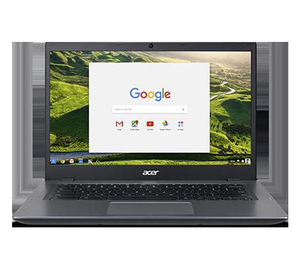 Obrázok produktu Acer Chromebook 14/ i3-6100U/ 4G/ 32GB/ Chrome černý