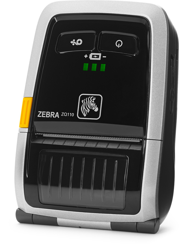 Obrázok produktu Zebra ZQ110, USB, BT (DT)