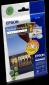 EPSON Premium Semigloss Photo Paper, 100x150 mm, 50x