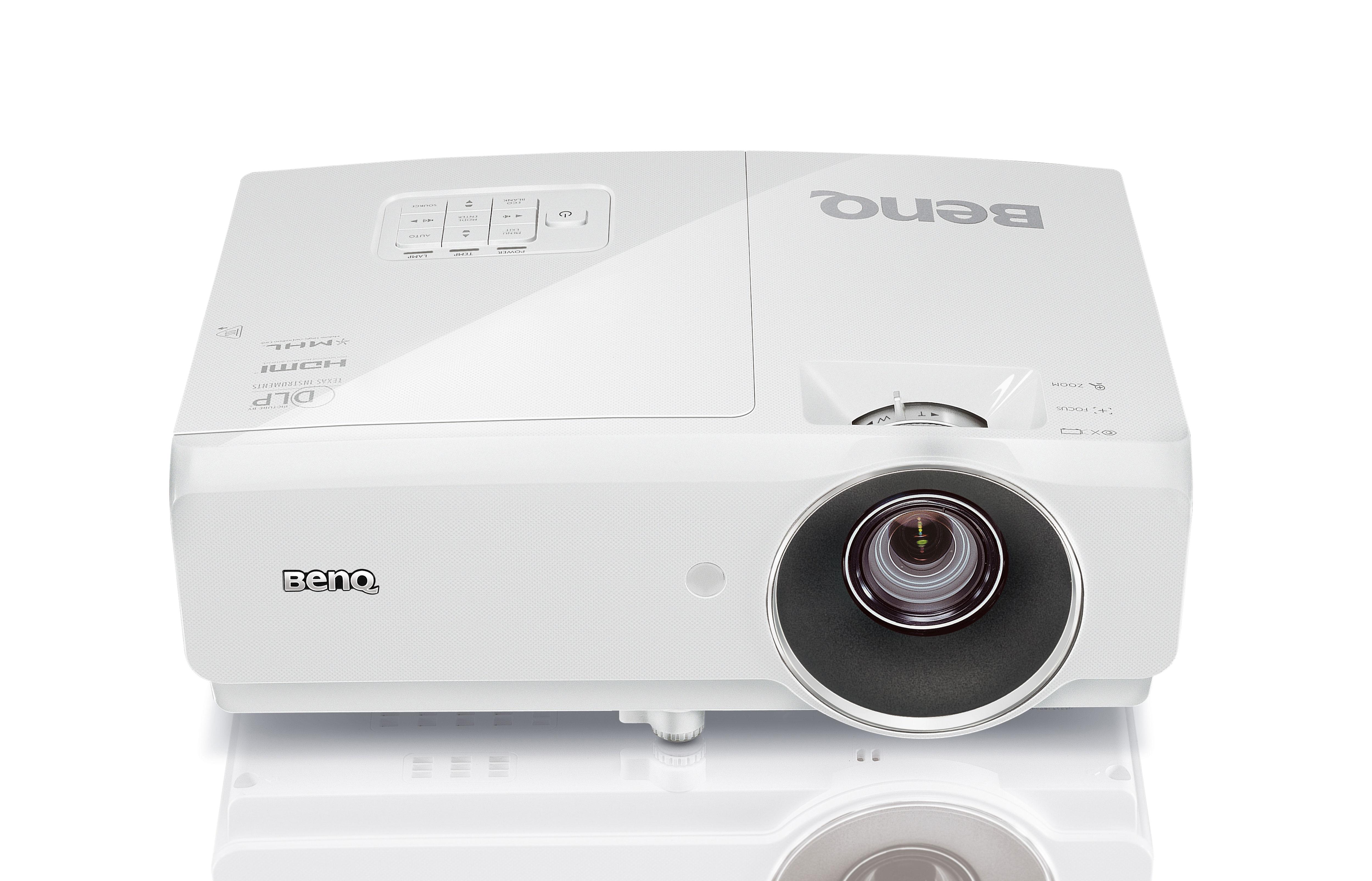 Obrázok produktu DLP Proj. BenQ MH750 - 4500lm, FHD, HDMI