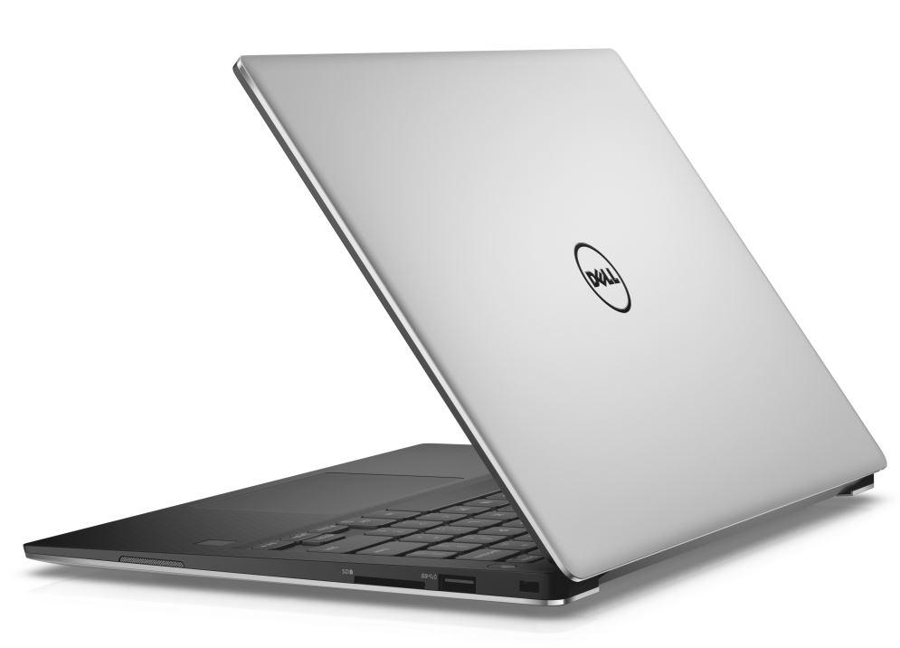 """Obrázok produktu Dell XPS 13 9360 13"""" QHD+ i7-7500U/ 16GB/ 512GB SSD/ HD/ MCR/ USB/ THB/ W10P/ 3RNBD/ Stříbrný"""