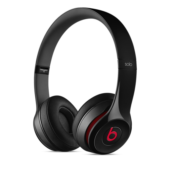 Obrázok produktu Beats Solo2 On-Ear Headphones - Black