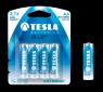 TESLA - baterie AA BLUE+, 4ks, R06
