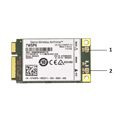 Obrázok produktu Dell Interní adaptér 3G Dell Wireless 5570