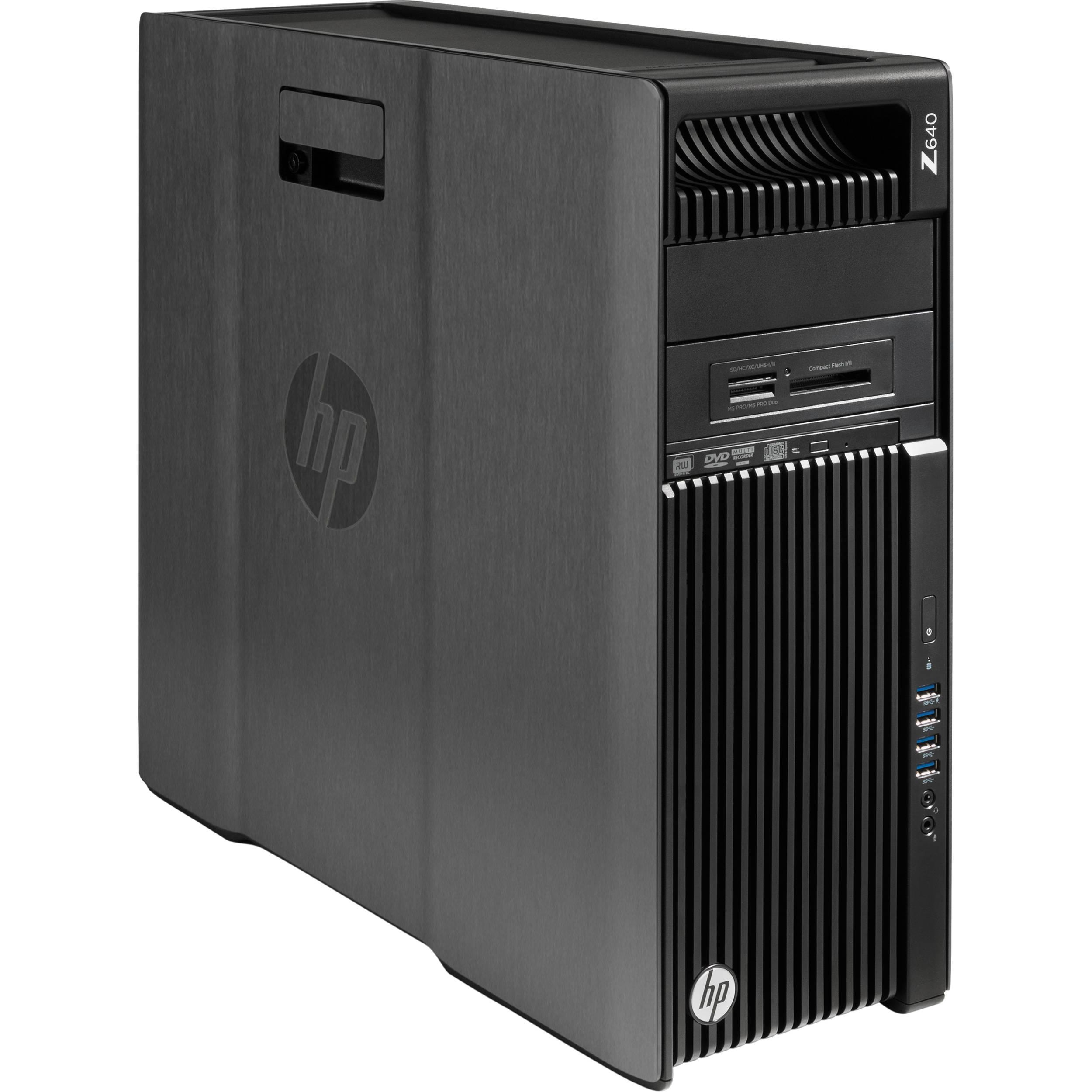 Obrázok produktu HP Z640 WS E5-2630v4/ 16GB/ 256GB/ W10P