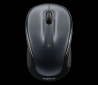 myš Logitech Wireless Mouse M325 nano, silver
