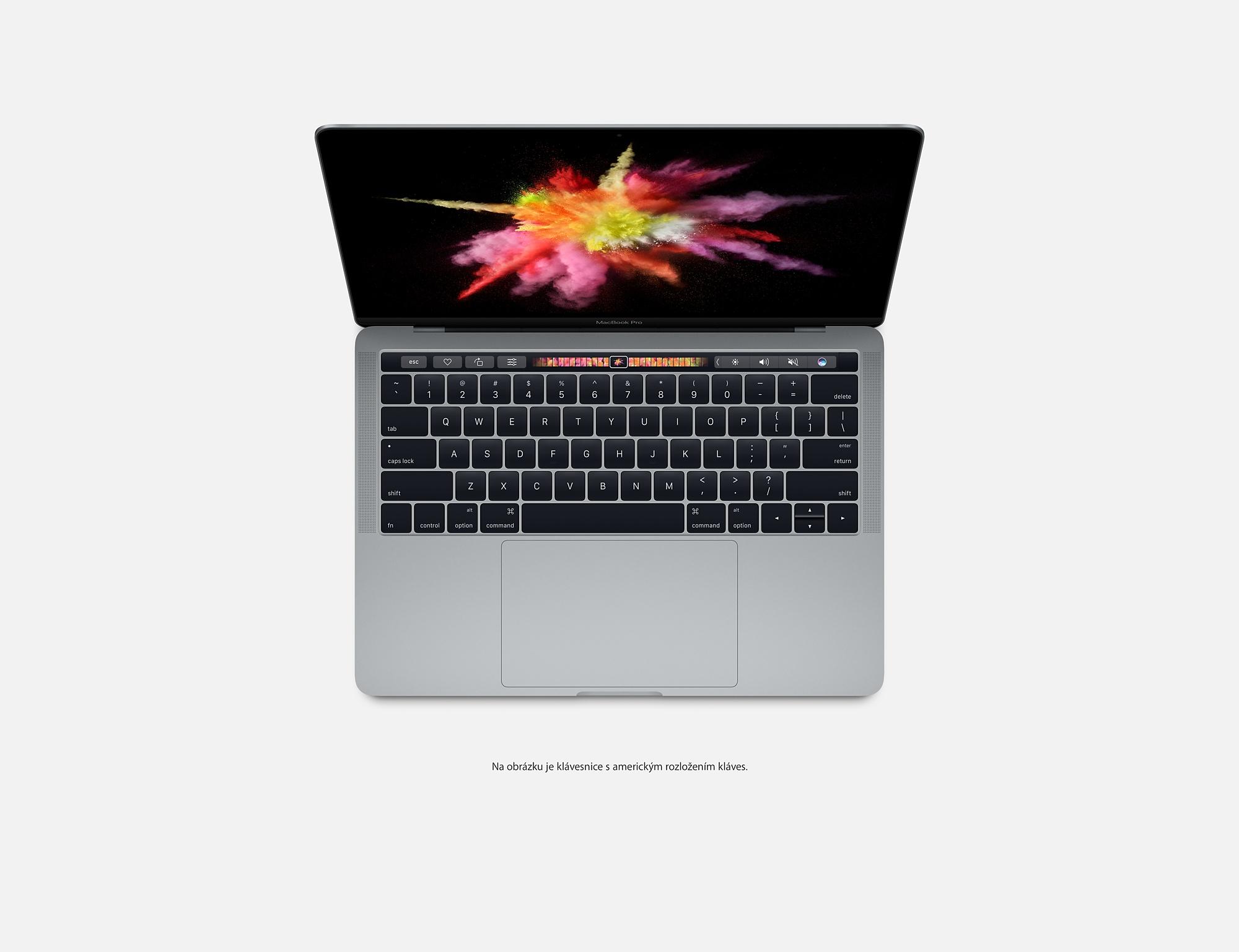 MacBook Pro 13'' i5 2.9GHz/ 8G/ 256/ TB/ CZ/ Sp Gray