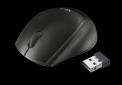 myš TRUST Oni Wireless Micro Mouse - black