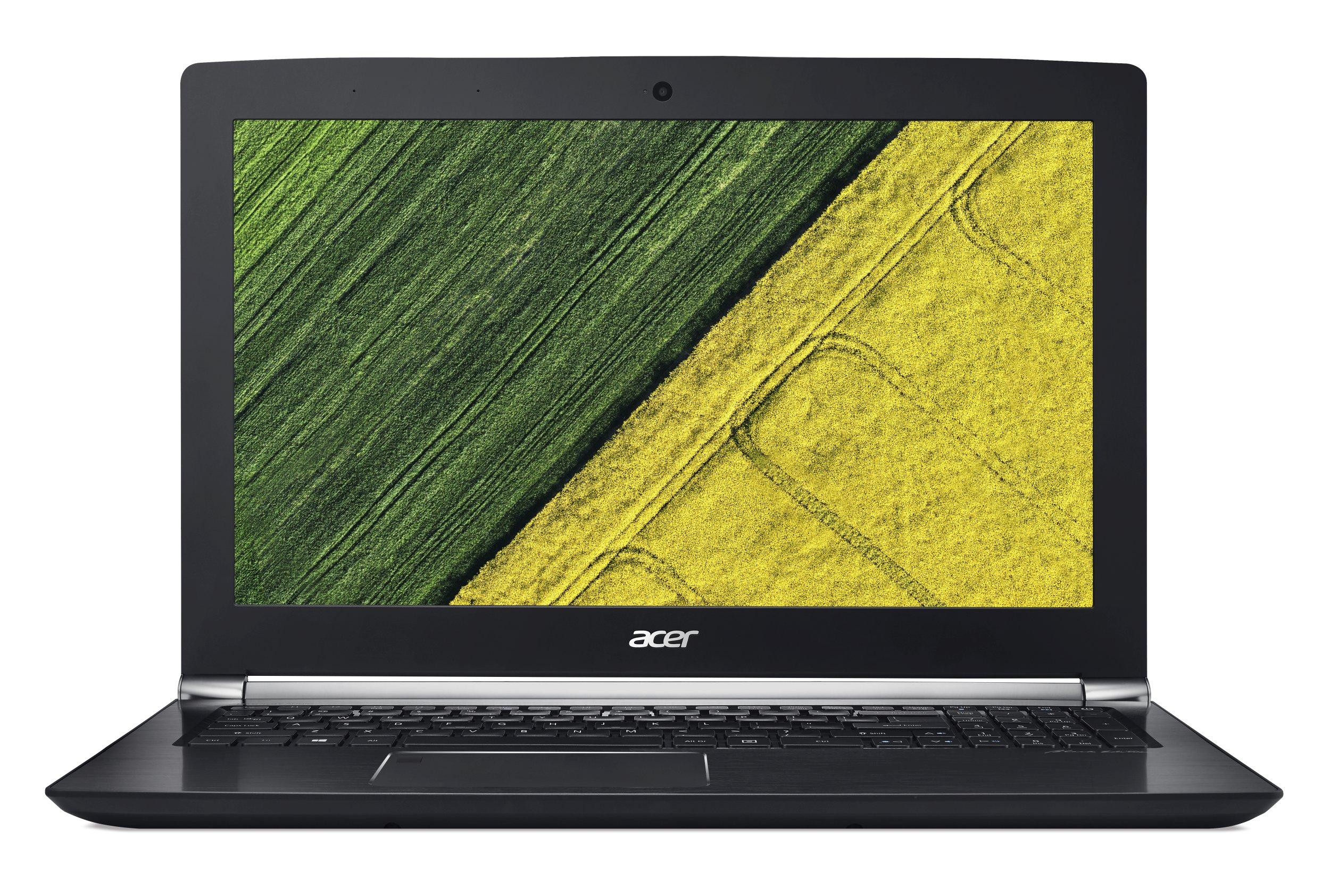 """Obrázok produktu Acer Aspire V15 Nitro - 15, 6""""/ i7-7700HQ/ 2*8G/ 256SSD+1TB/ GTX1060/ W10 černý"""